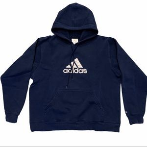ADIDAS Pullover Hoodie Size L
